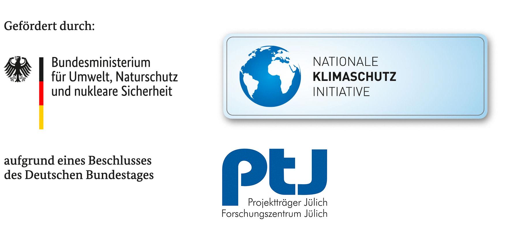 Gefoerdert durch die Bundesrepublik Deutschland, Zuwendungsgeber: Bundesministerium für Umwelt