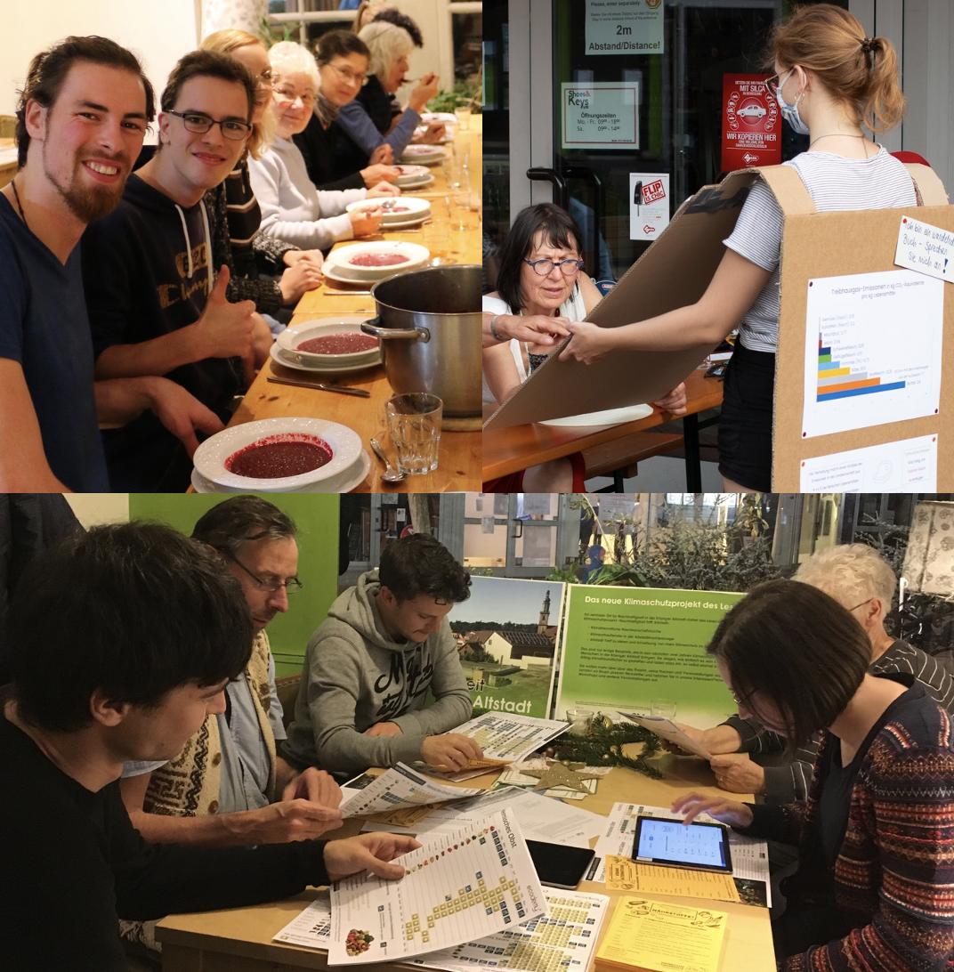 Stellenangebot: Minijob für Klimaschutz