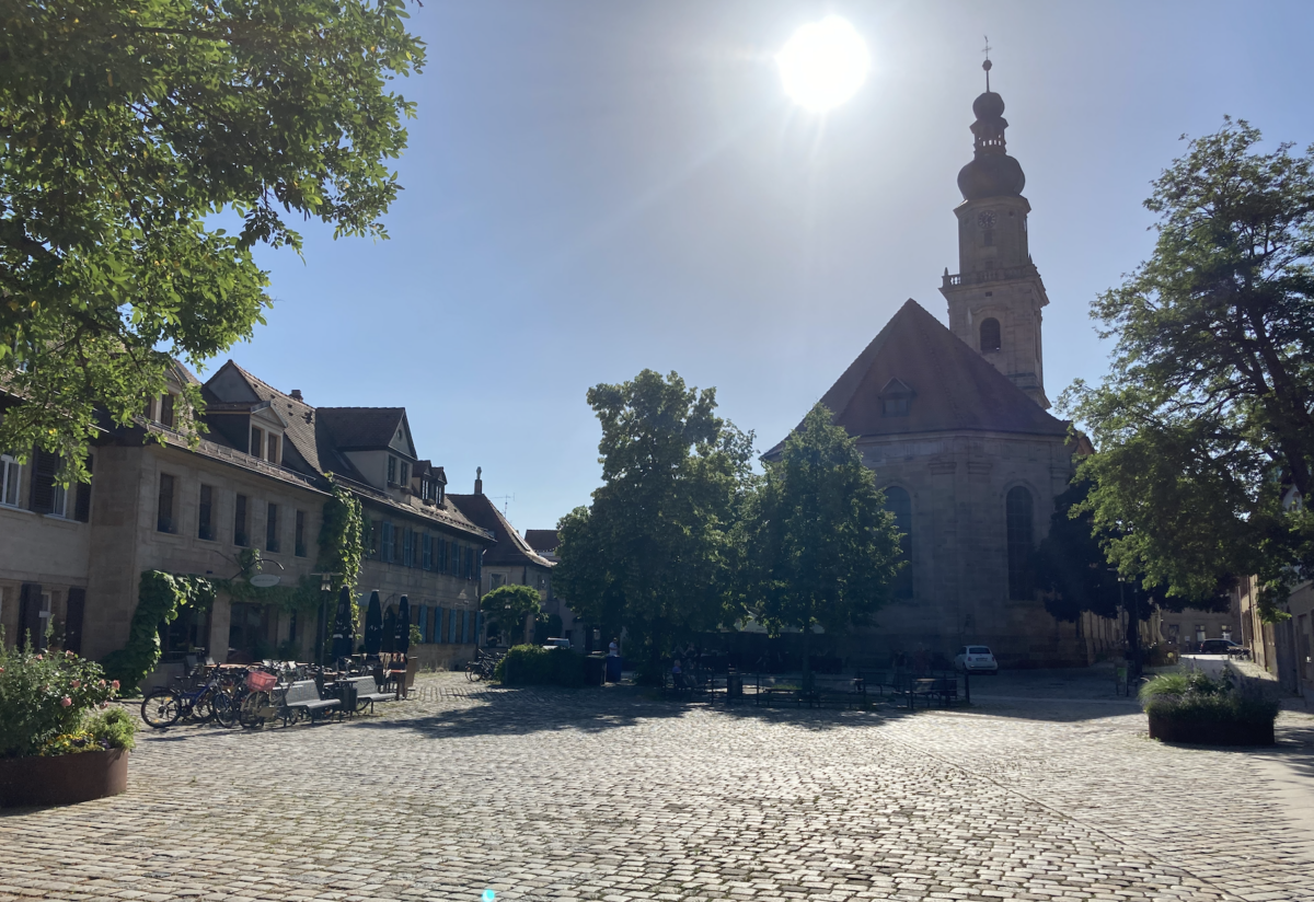 Digitaler Altstadttreff am 14. Juli