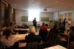 Konrad Wölfel informiert über die Förderangebote der Stadt Erlangen