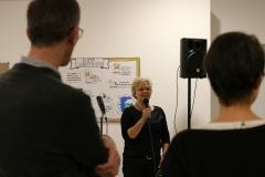 Bürgermeisterin Susanne Lender Cassens freut sich über das neue Projekt