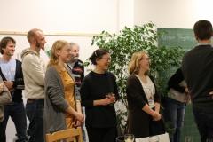 Die Mitarbeiterinnen des Projekts