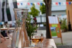 Cidre aus der Bretagne schmeckt auch in Erlangen
